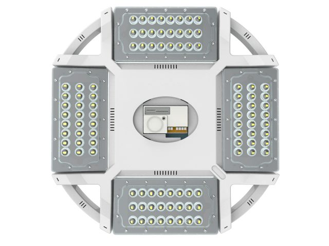 Quad Bay LED High Bay