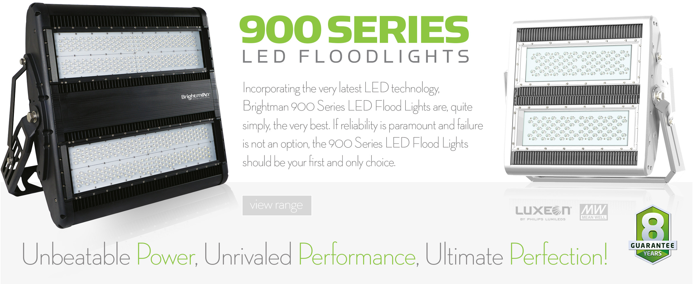 900 Series LED Floodlights