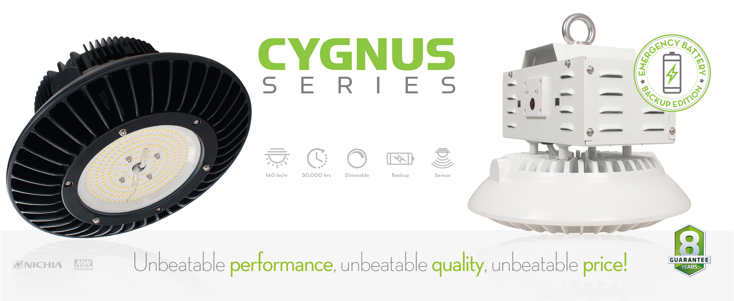 Cygnus Series LED High Bay