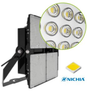 Nichia LED's and advanced optics