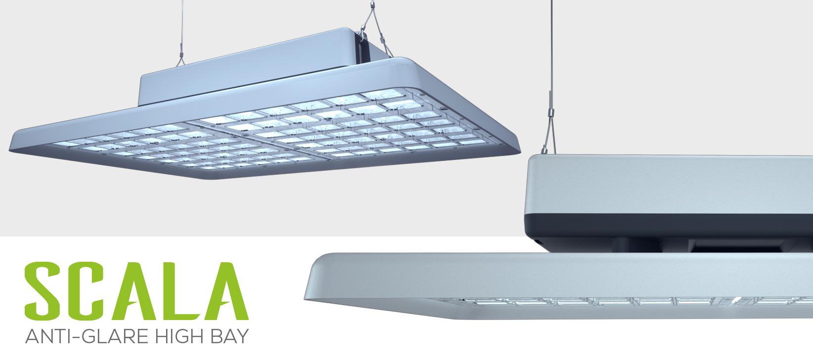 Scala Anti-Glare LED High Bay
